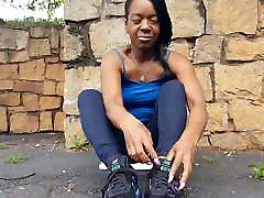 Ebony Feet