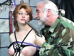 Females in desirous xxx scenes of raw bondage extraordinary