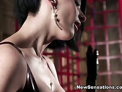 Maddy O Reilly & Mistress January Seraph - Shes In Charge 2 - NewSensations