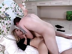 Spanking horny busty stepmom carrie having Keep It Down Or I Fuck You Up