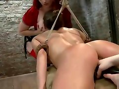 BDSM punish anna marie video featuring Mz. Berlin, Claire Adams and Ariel X