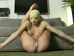 Incredible Erotic Fetish yang gril and yang boy From Tanya Balahnina