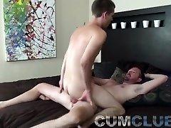 CumClub: Hot Twink Fucked Raw by Daddy