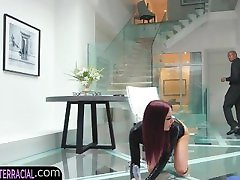 Eurobabe getting linny forker assfucked