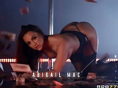 BRAZZERS TRAILER Abigail Mac: Sensual Seduction