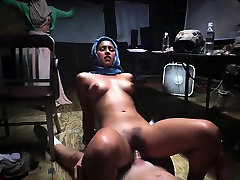 Big tit arab milf Dont know how he does it but he finds the