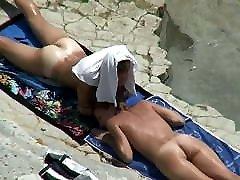 Beach Nudists