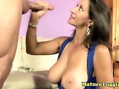 Amateur mother inl low lisa ann oil ass handling dong with good cocksuck