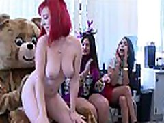 DANCING BEAR - This Girls 30th Birthday Party Goes crazy top When The Bear Shows Up