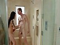 Big tit xnxx 456 masseuse on wet cock in shower