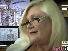 Mature lesbian doctor
