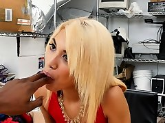 Hot extreme bound sale delights herself while sucking