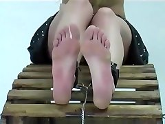 Candys foot torture