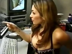 Hot girls fucking with strapon.