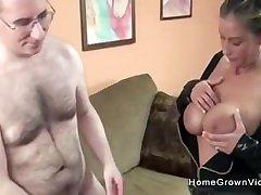 Amateur role play with a pink hdxx big tit cop