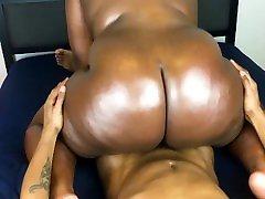 Focus On This Ass!!! Ebony BBW Booty