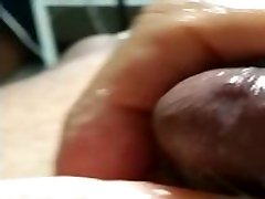 Was very horny so I grab the lali pup and Jack my dick off.