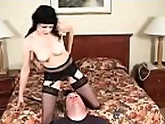 Some chicks like to feel master and to abuse men
