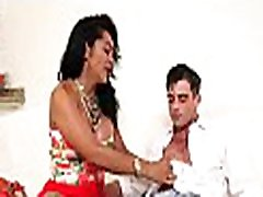 Sexy guy gives the ladyboy bitch some oral and fucks her ass