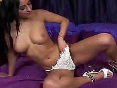Cute girls nude sex sloppy blowjob and tube solo
