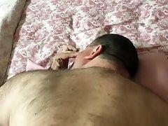 Beatiful Big Daddy Bear Fucked from Behind