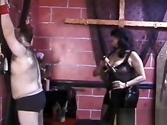 Hardcore mgb diamond foxxx Action As Busty Slut Get Bounded Taut