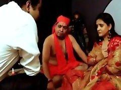 fake swamiji fucked desi actress