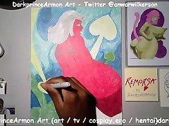 barvni remorsa pri darkprinkpremon art art.darkp.com del 4