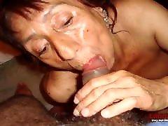 LatinaGrannY Best Internet video xxx vanilla leah dizom Collection