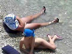 Beach Nudist