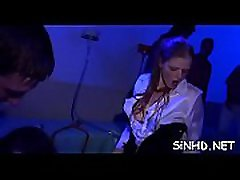 Gang bbw maid flash touch video
