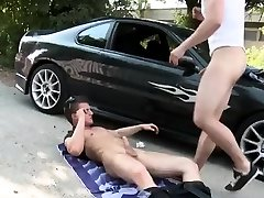 Gay male porn free in public Sucking Dick and Anal Sex In