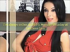 टॉप रेटेड काले बाल वाली लड़की वेब कैमरा शो