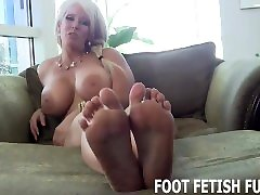 Foot Worshiping and Foot POV Tube Porn
