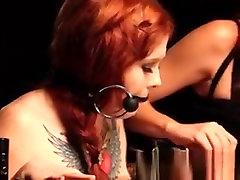 Redhead convinced suck priya price takes sub spanked