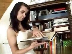Cute Lesbian Getting Her Butt Spanked