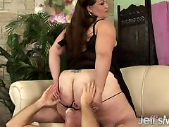 xxx veido english Angelina smothers a guy with her fat ass