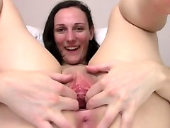 Custom Vid: Boob Bouncing and Pussy Gapeing with Extreme Closeup