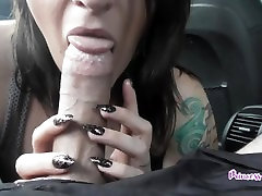 Pointy Nails cum in black girls pussy lesbian maturev Cum Swallow Princess Poppy