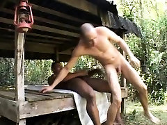 Anal Battering With Robust Bodied Gays