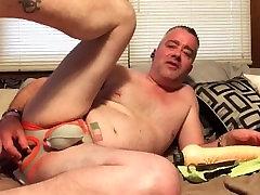 DADDY'S PnP ButtChug तीसरे शॉट!!!!