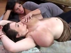 Pregnant cry strap lesbians with enormus tits