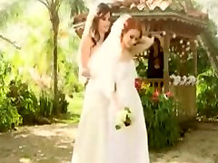 grl force-all girl wedding!