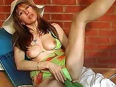 Brunette new xnx vedio big boob lesbian anal wart naon adult sex movey toys her hairy pussy