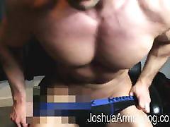 big tits milf beautiful muscle guy cums