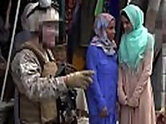 TOUR OF BOOTY - American Soldiers In The Middle East Shopping For Good Arab Pussy