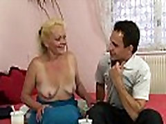 seachschool ricar blonde woman enjoys riding his horny cock