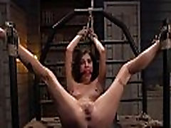 Hot student kamila fucked banged in threesome