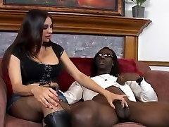neverjetni amaterski umetni joški, medrasni porno film
