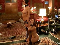 Cherry Torn Bella Rossi in Service Session: huge cocks fucking ebony Slut - TheUpperFloor